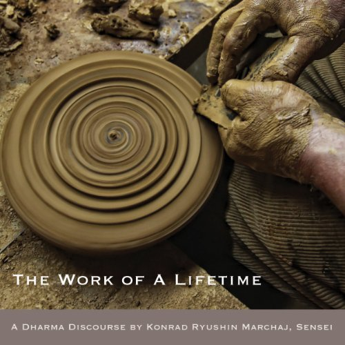 The Work of a Lifetime audiobook cover art