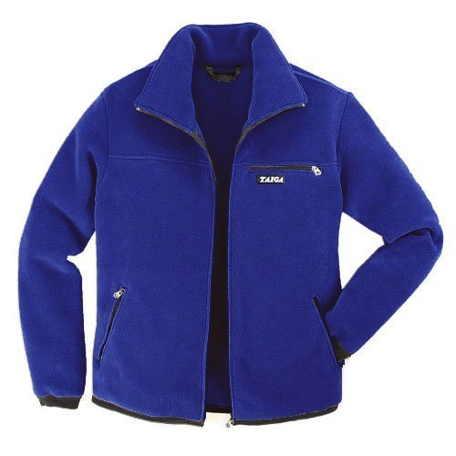 Taiga Men's Polartec-300 Fleece Jacket (Size: M, Navy)