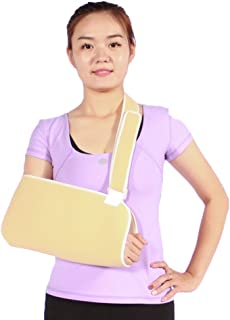 Aojiek Care Breathable Medical Arm Brace Forearm Sling Arm/Wrist/Shoulder/Elbow Immobilizer