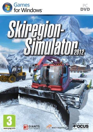 Ski Region Simulator 2012 [Edizione: Francia]