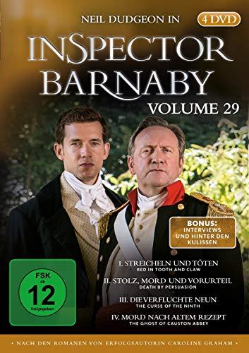 Inspector Barnaby, Vol.29 [4 DVDs]