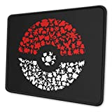 Gaming Mouse Pad, Game Computer Mousepad for Laptop and Desktop,Cute Funny Mouse Mat for Kid and Office Gift(8.3 IN10.3 in