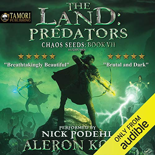 The Land: Predators: A LitRPG Saga Titelbild