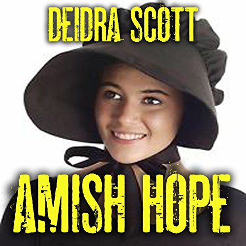 Amish Hope audiobook cover art