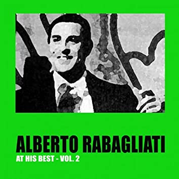 Alberto Rabagliati at His Best, Vol. 2 (feat. Lecuona Cuban Boys, Trio Lescano)