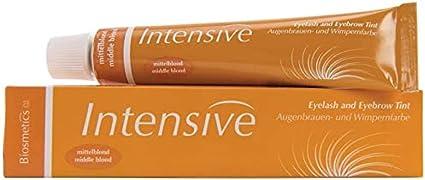 Intensive - tinte para Cejas y pestañas, 20 ml: Amazon.es ...
