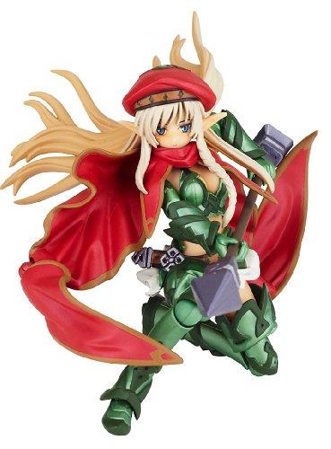 Queen's Blade Revoltech Figurine Fraulein Alleyne Action Figure