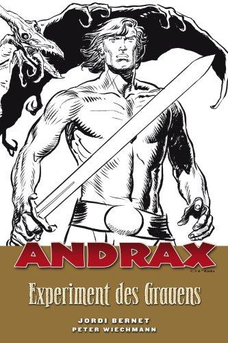 Andrax, Bd.1 : Experiment des Grauens