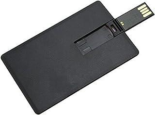 Aneew Aneew 32GB Black Credit Bank Card USB Flash Drive Pen Drive Memory Stick