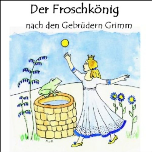 Der Froschkönig audiobook cover art