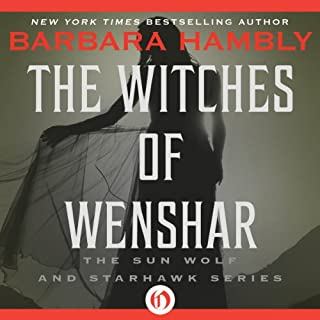 Witches of Wenshar cover art