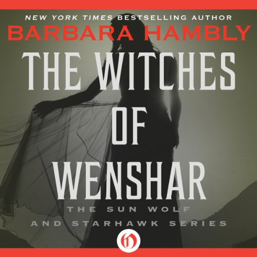Witches of Wenshar audiobook cover art