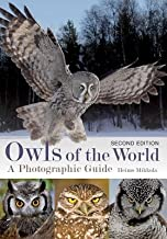 Owls of the World( A Photographic Guide)[OWLS OF THE WORLD 2/E][Hardcover]