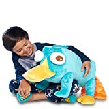 Disney Store Jumbo Perry the Platypus Plush from Phineas & Ferb