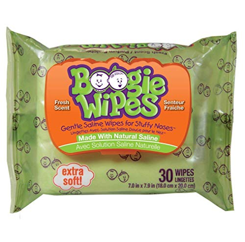 Boogie Wipes : Fresh Scent, Allergy Relief