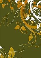 igsticker ポスター ウォールステッカー シール式ステッカー 飾り 1030×1456㎜ B0 写真 フォト 壁 インテリア おしゃれ 剥がせる wall sticker poster 007543 クール 植物 緑 グリーン