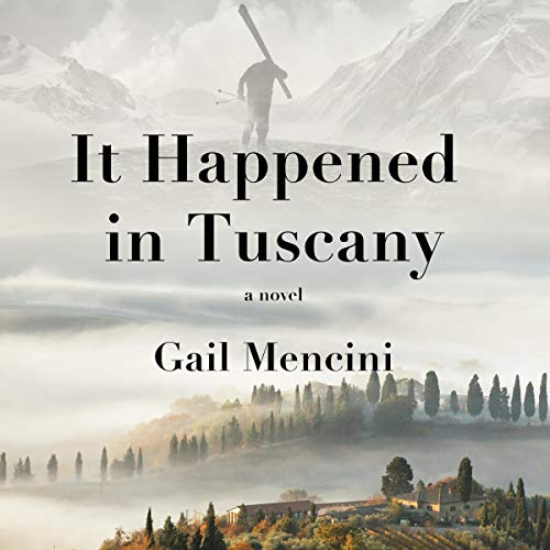 It Happened in Tuscany audiobook cover art