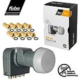Fuba Quattro LNB LNC für Multischalter-Betrieb DEK 407 ■ LTE-