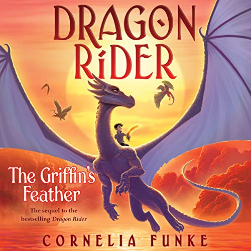 The Griffin's Feather     Dragon Rider, Book 2              By:                                                                                                                                 Cornelia Funke                               Narrated by:                                                                                                                                 Marc Thompson,                                                                                        Cornelia Funke                      Length: 9 hrs and 28 mins     59 ratings     Overall 4.4