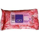 TOALLITAS DESMAQUILLANTES 15 unidades/paquete | Rosa Bulgaria (Venta 4 paquetes)