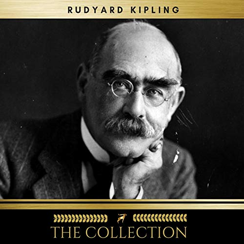Rudyard Kipling - the Collection audiobook cover art