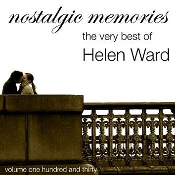 Nostalgic Memories-The Very Best Of Helen Ward-Vol. 130