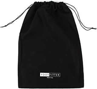 """FootFitter Italian Flannel Cotton Boot Bag, 15"""" x 23"""" - 3 Pack!"""