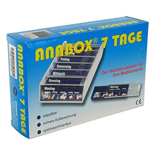 Anabox 7 Tage Wochendosie 1 stk