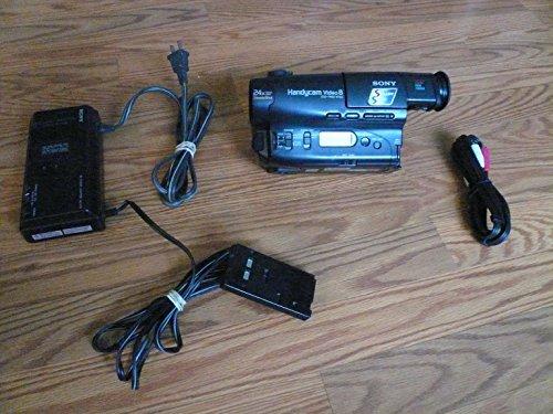 Cheap sony CCDTR93 8mm video8 NTSC Camcorder