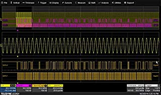 Teledyne Test Tools T3DSO2000-MSO Logic Analyzer Software