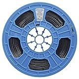 Dremel PL02JA 3D Filamento Negro PLA 1.75mm para impresoras 3D, Superpack de 750 g