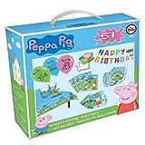 Tib Heyne 19850 Peppa Pig - Maletín para fiestas, varios colores