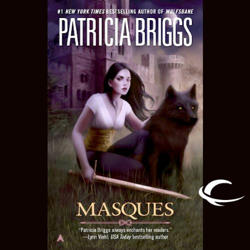 Masques audiobook cover art