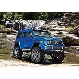 Traxxas 82096-4 rc car, Blue