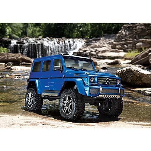 Traxxas 82096-4 RC Auto, blau