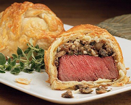 Beef Wellington, 6 count, 8 oz each from Kansas City Steaks