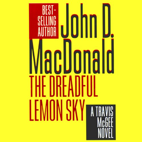 The Dreadful Lemon Sky audiobook cover art