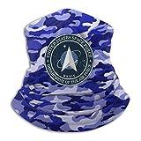 XXUU Tercer comando de entrenamiento de reclutas Máscara bucal al aire libre a prueba de viento Masc...