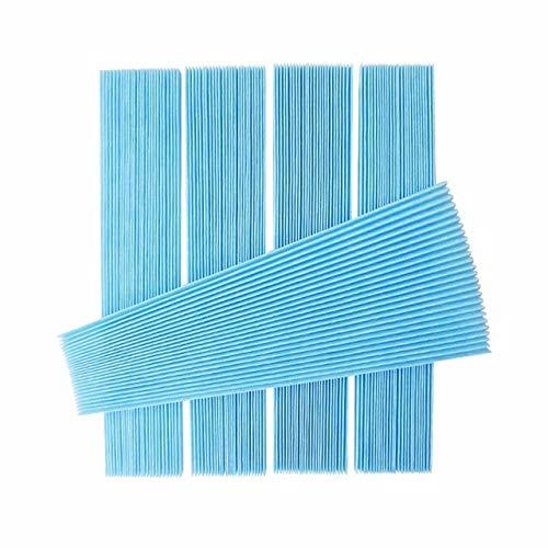 LCJQ Filtro di Ricambio 10pcs purificatore d'Aria di Ricambio del Filtro for Daikin Mc70Kmv2 Serie Mc70Kmv2N Mc70Kmv2R Mc70Kmv2A Mc70Kmv2K Mc709Mv2 purificatore d'Aria Filte Filtri (Color : Blue)