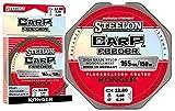 Konger Steelon Carp&Feeder - Sedal de pesca con revestimiento de fluorocarbono, 150 m, 0,20-0,40 mm, monofilamento superfuerte, 0,40 mm/21,50 kg