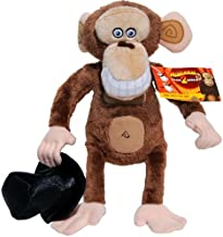 Phil the Monkey with Top Hat - Madagascar Escape 2 Africa Hooga Loo Plush