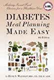 Diabetes Meal Planning Made Easy, Hope Warshaw