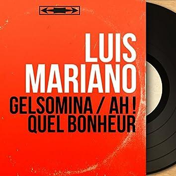 Gelsomina / Ah ! Quel bonheur (feat. Jacques-Henri Rys et son orchestre) [Mono Version]