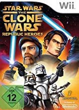 Star Wars: The Clone Wars - Republic Heroes [Importación alemana]