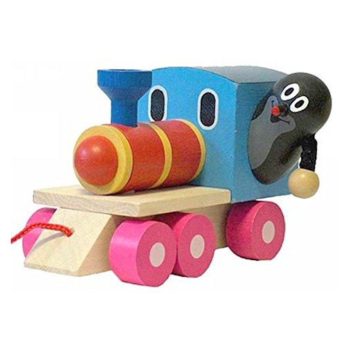 Detoa 12810 Maulwurf und Lokomotive