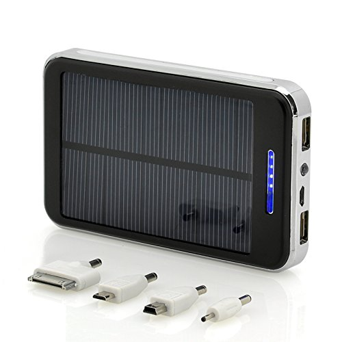 Sconosciuto 20000mAh Solar Power Phone Charger