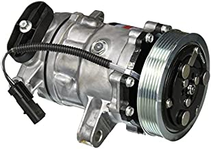 Denso 471-7011 New Compressor with Clutch