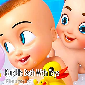 Bubble Bath With Toys