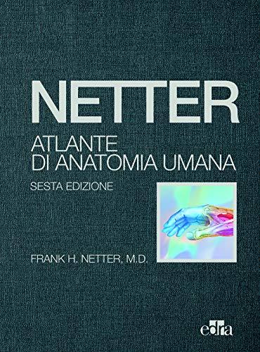 Netter, Atlante di Anatomia Umana - sesta edizione - Telato - 3