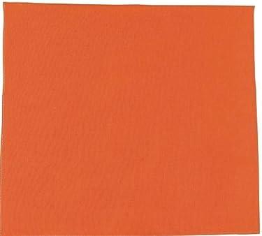 "Blaze Orange Hunting Bandana (22"" x 22"")"